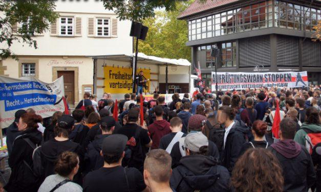 Kundgebung am 9. Mai – Solidarität. Freiheitsrechte. Klare Kante gegen Rechts.
