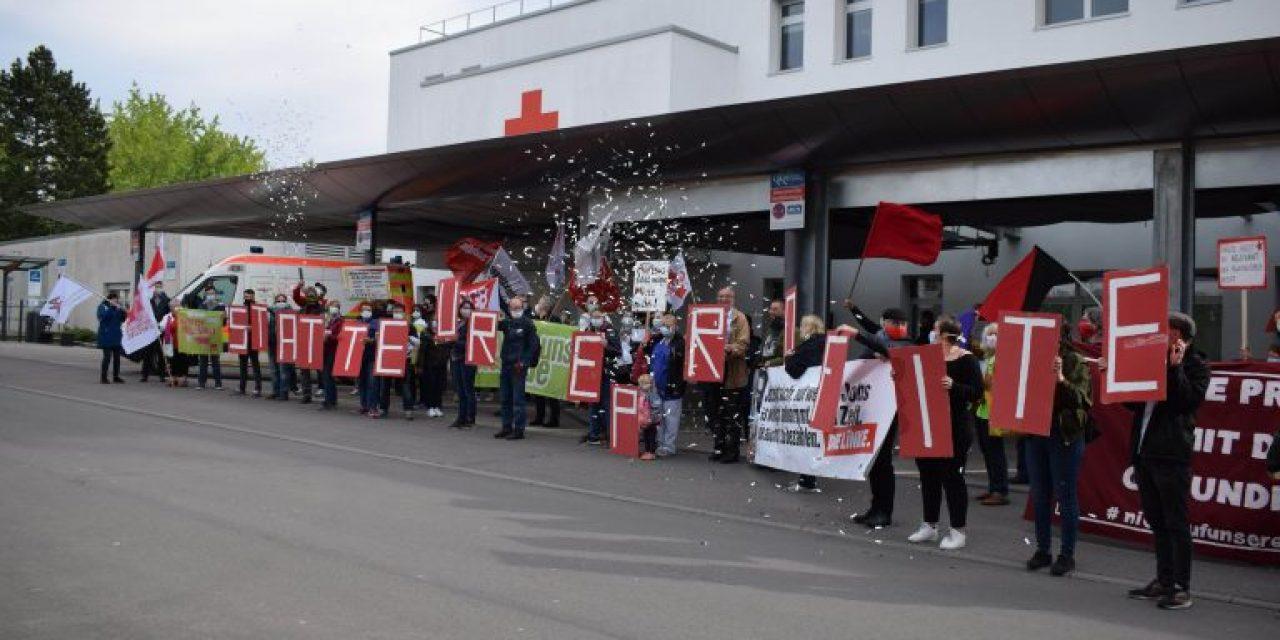 Solidarisches Stuttgart und Initiative Klassenkampf vereinen sich
