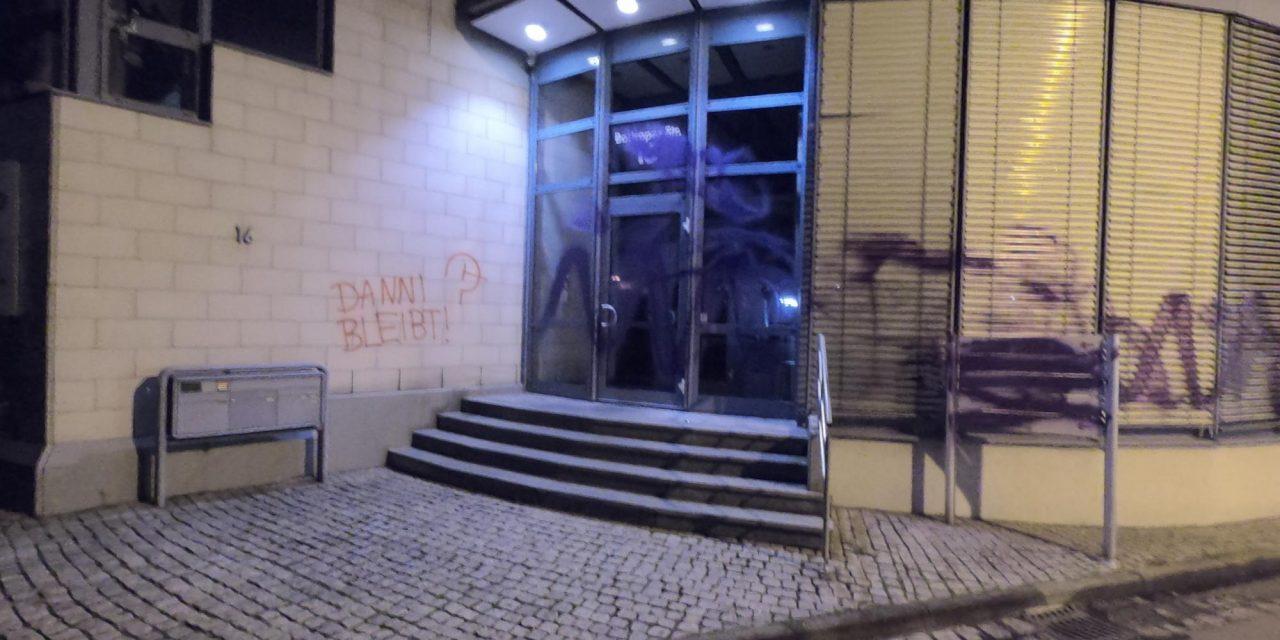 #Dannibleibt – Mateco angegriffen