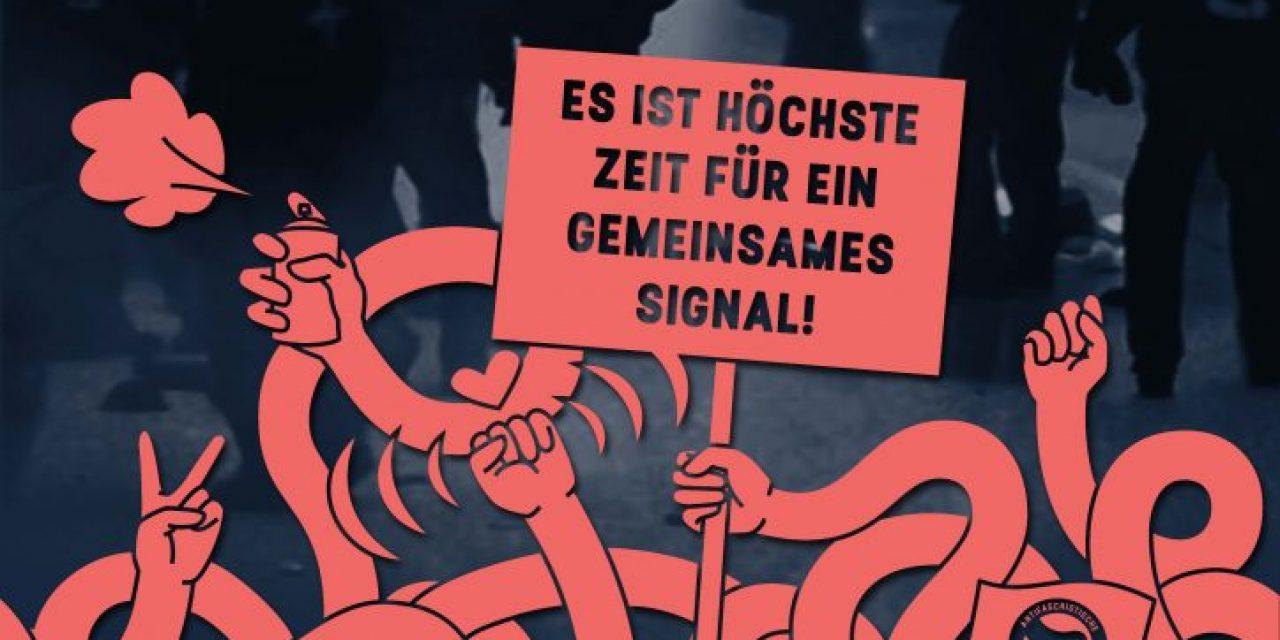 +++ Letzte Infos +++ Bundesweite Soli-Demo am 5. Dezember in Hamburg – Anreise aus Stuttgart