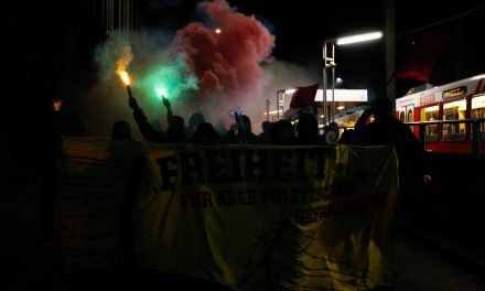 Sponti nach Festnahme – Antifa bleibt notwendig!