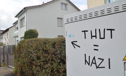 """Querdenken: """"Zentrum Automobil""""-Nazi Ingo Thut an Wohnort geoutet"""