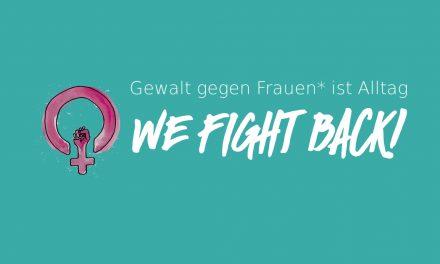 Aktionen rund um den Tag gegen Gewalt an Frauen* in Stuttgart