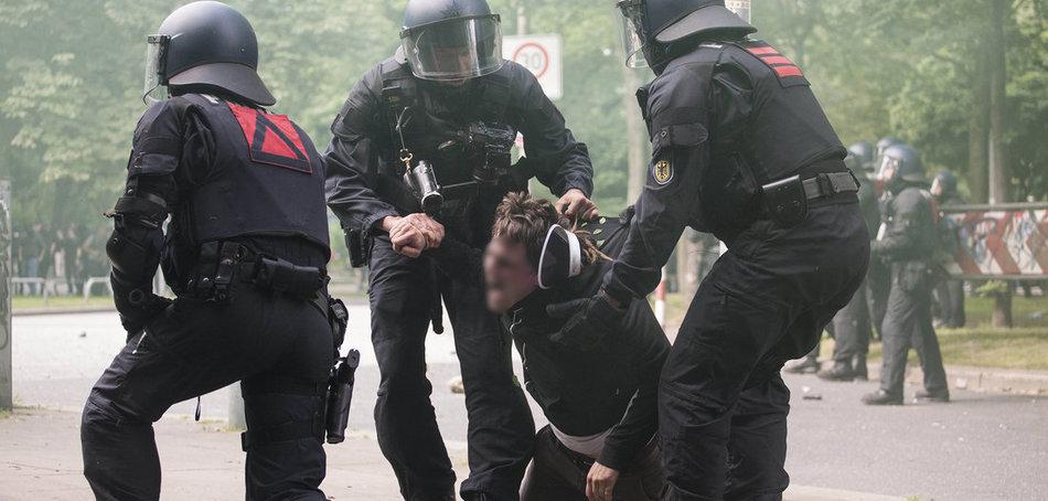 """Junge Welt: """"G-20-Proteste – Die falschen Angeklagten"""""""