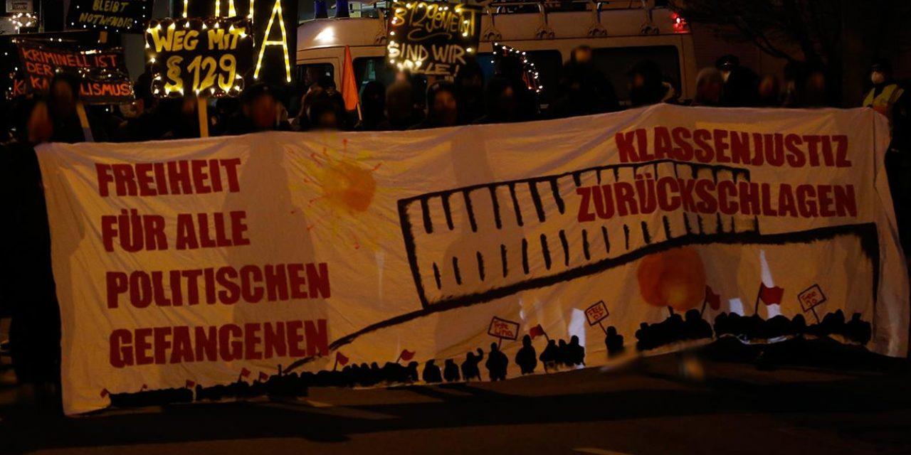 15. – 20. März   Aktionswoche gegen Repression