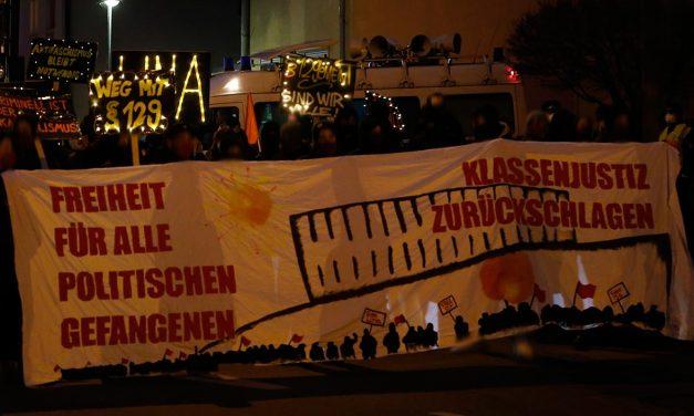15. – 20. März | Aktionswoche gegen Repression