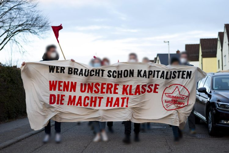 Bosch AS Geschäftsführer in Benningen konfrontiert