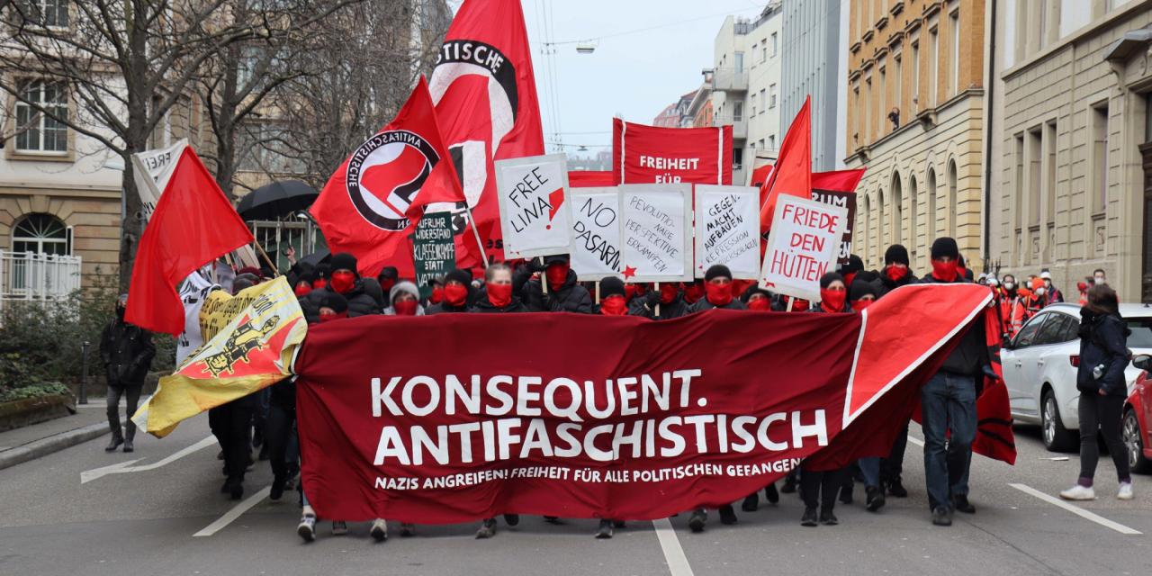 Konsequent antifaschistisch! – Auswertung zur überregionalen Demonstration am 20. März