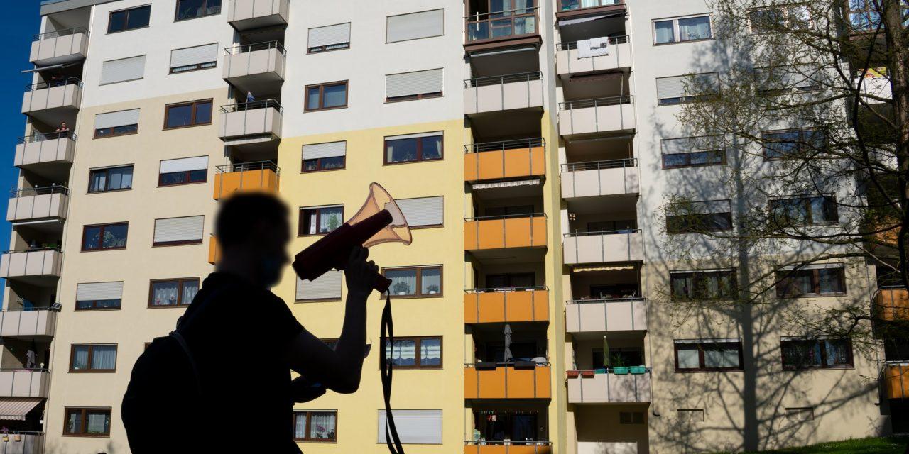 Mobilisierung zum Revolutionären 1. Mai in Stadtteilen und Video