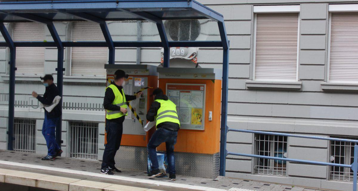 Öffis sind Klasse: Über 100 Ticketautomaten als defekt markiert