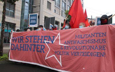 Bericht: WirsindalleLinX Demo am 18.09. in Leipzig